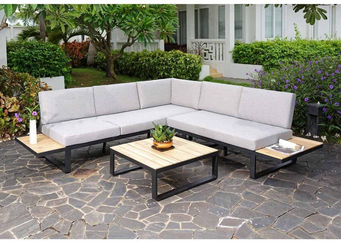 Large Size of Loungemöbel Garten Holz Günstig Wohnzimmer Outliv Loungemöbel