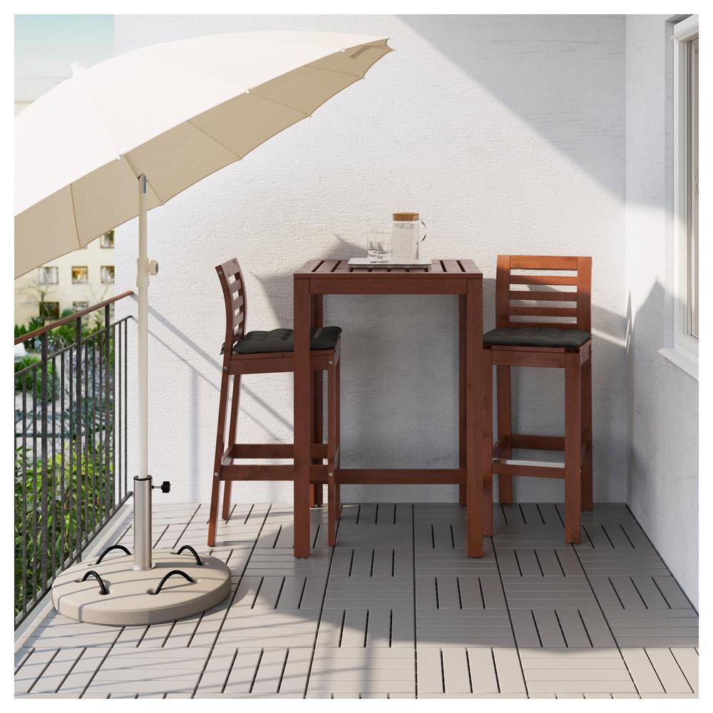 Full Size of Ikea Bartisch Eplaro Bar Tisch Und 2 Barhocker Eplar Brauner Fleck Hollo Miniküche Küche Kaufen Sofa Mit Schlaffunktion Betten Bei Kosten 160x200 Modulküche Wohnzimmer Ikea Bartisch