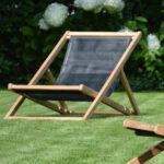 Liegestuhl Holz Wetterfest Garten Klappbar Auflage Balkon Jan Kurtz Cannes Deckchair Wohnzimmer Liegestuhl Wetterfest