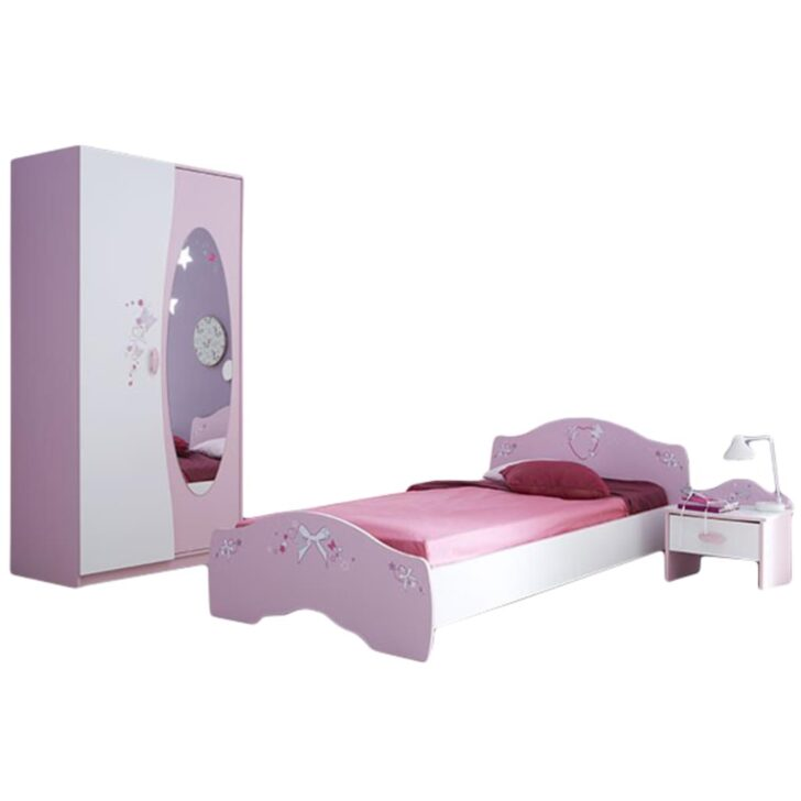 Medium Size of Bett 140x200 Rosa Mit Bettkasten Samt Mdchen Kinderzimmer Ava 3 Teilig Wei Na Real Ruf Rauch Betten 180x200 Aufbewahrung Weißes Außergewöhnliche Stauraum Wohnzimmer Bett 140x200 Rosa