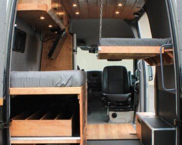 Ausziehbett Camper Wohnzimmer Ausziehbett Camper Graystone Sprinter Conversion Umbau Bett Mit