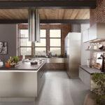 Küche Industrial Style Neue Lifestyle Wohnkchen Zum Wohlfhlen Amk Teppich Amerikanische Kaufen Was Kostet Eine Günstig Alno Grifflose Modulküche Ikea Wohnzimmer Küche Industrial Style