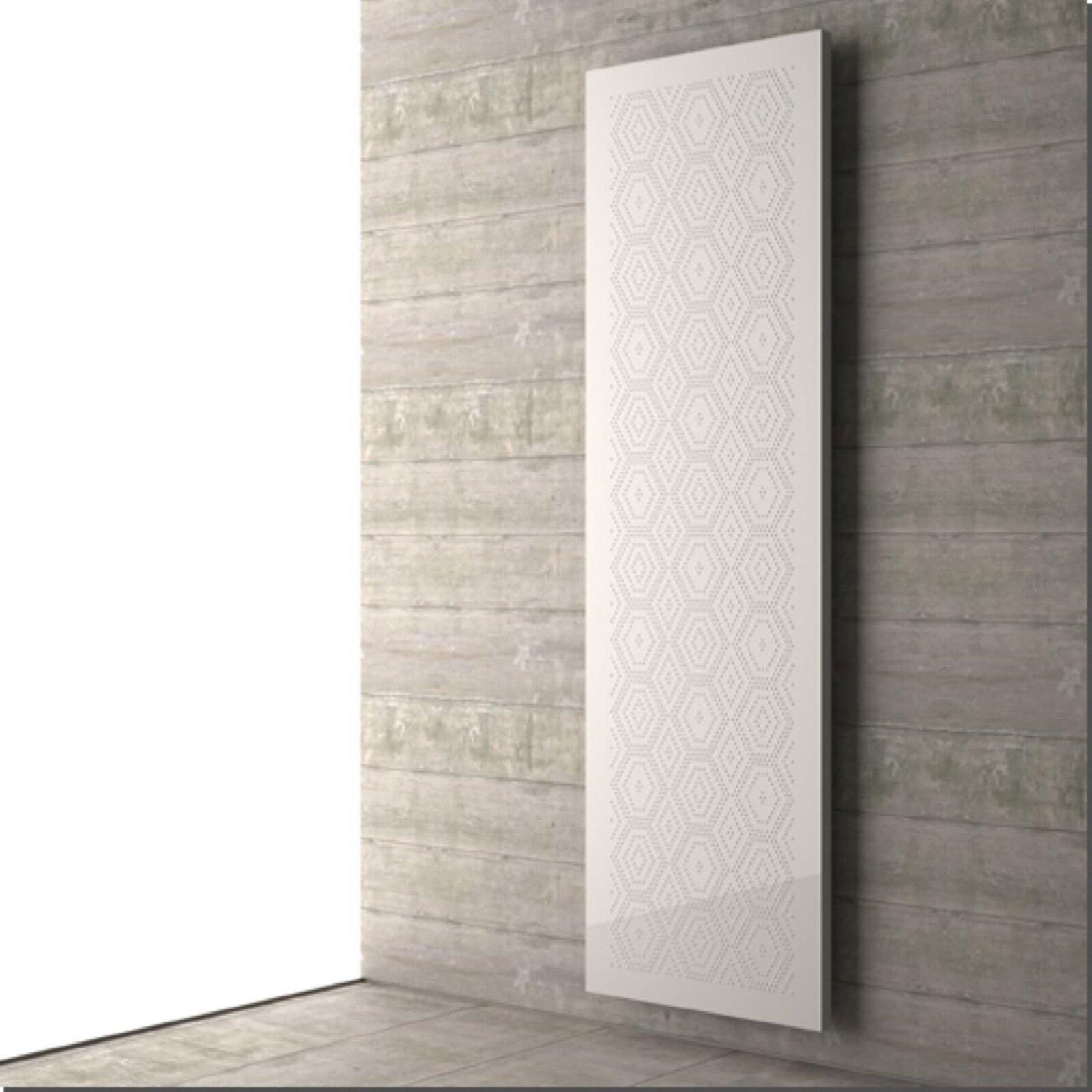 Full Size of Moderner Heizkrper Mit Geometrischem Muster Deckenstrahler Wohnzimmer Board Kommode Deckenleuchten Wandbilder Led Deckenleuchte Anbauwand Wandtattoo Gardinen Wohnzimmer Flachheizkörper Wohnzimmer