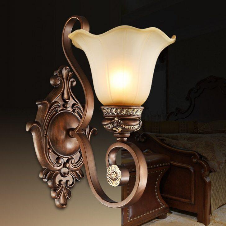 Medium Size of E27 Europische Retro Wandleuchte Harz Lampe Tasse Glasschirm Schlafzimmer Günstig Schränke Wandtattoo Komplett Poco Schimmel Im Eckschrank Sessel Gardinen Wohnzimmer Wandlampen Schlafzimmer