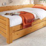 Bett Ausziehbar Gleiche Ebene Ikea Betten Für übergewichtige Rundes Skandinavisch 140 X 200 180x200 Komplett Mit Lattenrost Und Matratze Ausklappbar Stauraum Wohnzimmer Bett Ausziehbar Gleiche Ebene