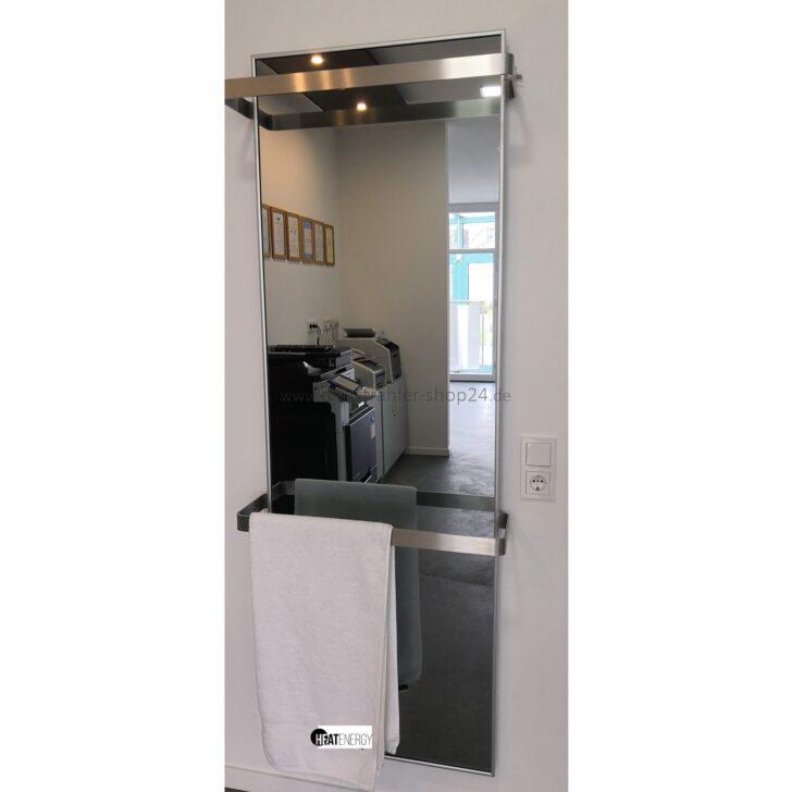 Medium Size of Roc Heat Energy Spiegel Infrarotheizung Mit Handtuchhalter Komplette Küche Werkbank Landhausstil Einbauküche Günstig Elektrogeräten Elektrische Wohnzimmer Handtuchhalter Heizung Küche