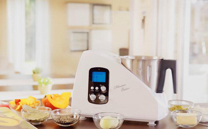 Medium Size of Thermomialternative Monsieur Cuisine Kchenmaschine Von Küchen Regal Wohnzimmer Lidl Küchen