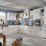 Weisse Landhausküche Wohnzimmer Eine Landhauskche Kann Auch Wei Sein Es Muss Nicht Immer Der Weisse Landhausküche Grau Weisses Bett Moderne Gebraucht Weiß