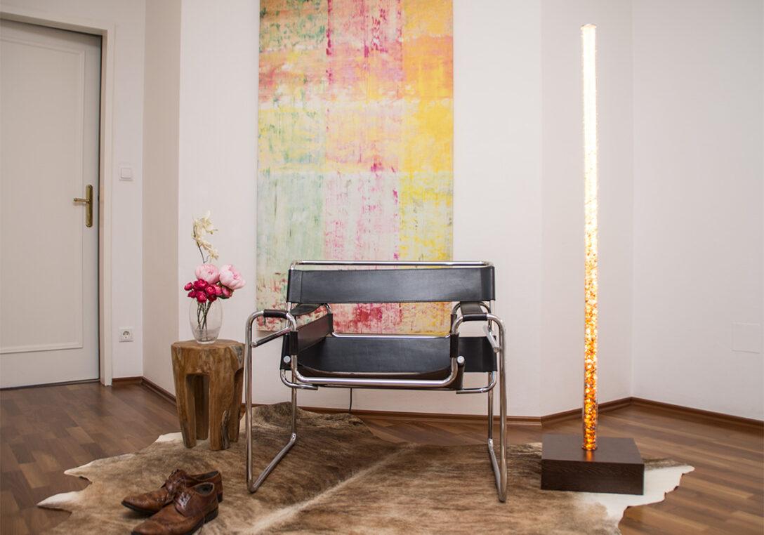 Large Size of Stehlampe Kristall Mit Rgb Licht Und Glanzvollem Funkeln Schlafzimmer Stehlampen Wohnzimmer Wohnzimmer Kristall Stehlampe