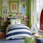 Wandgestaltung Kinderzimmer Jungen Sofa Regal Weiß Regale Wohnzimmer Wandgestaltung Kinderzimmer Jungen