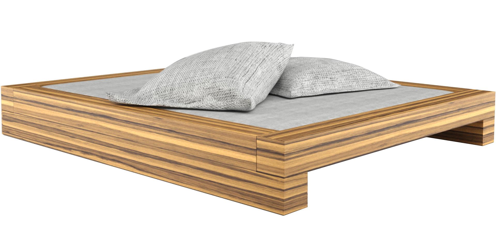 Full Size of Bett Design Holz Betten Schlicht Massivholz Somnium Minimalistisches Von Rechteck Cz Mit Hohem Kopfteil 180x200 Komplett Lattenrost Und Matratze Regal Weiß Wohnzimmer Bett Design Holz