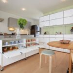 Aufbewahrungsideen Küche Wohnzimmer Mit Usm Haller Einfallsreiche Aufbewahrungsmglichkeiten Auch In Stehhilfe Küche Kaufen Tipps Elektrogeräten Müllschrank Fettabscheider Nischenrückwand