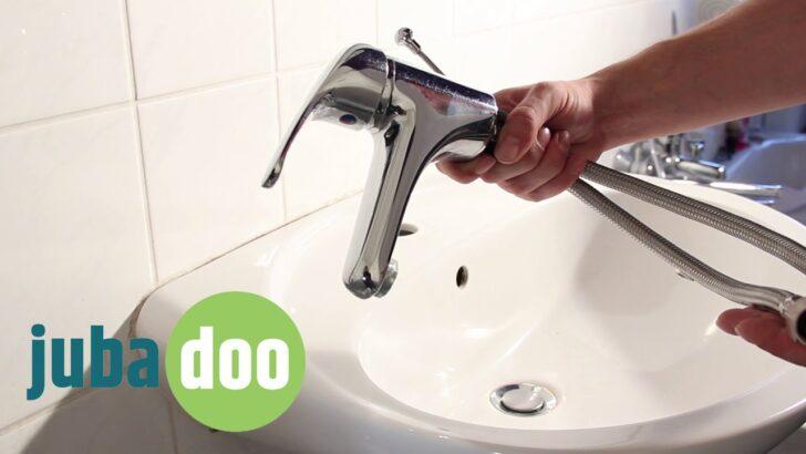 Medium Size of Wasserhahn Anschluss Kchenarmatur Wechseln Austauschen Leicht Gemacht Küche Bad Wandanschluss Für Wohnzimmer Wasserhahn Anschluss