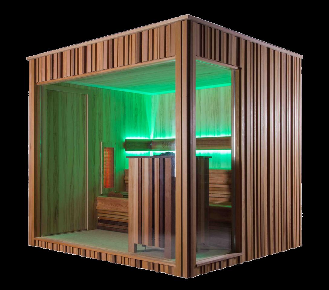 Large Size of Cube Auensauna Dr Kern Onlineshop Wohnzimmer Außensauna Wandaufbau