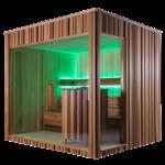 Außensauna Wandaufbau Wohnzimmer Cube Auensauna Dr Kern Onlineshop