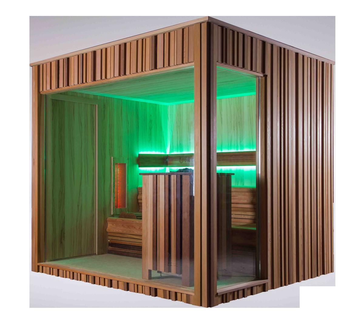 Full Size of Cube Auensauna Dr Kern Onlineshop Wohnzimmer Außensauna Wandaufbau