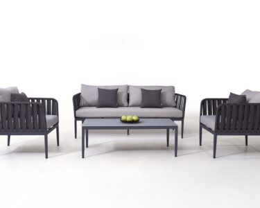 Loungemöbel Aluminium Wohnzimmer Loungemöbel Aluminium Alu Sitzgruppe Marla Living Zone Gartenmbel Fenster Verbundplatte Küche Garten Holz Günstig