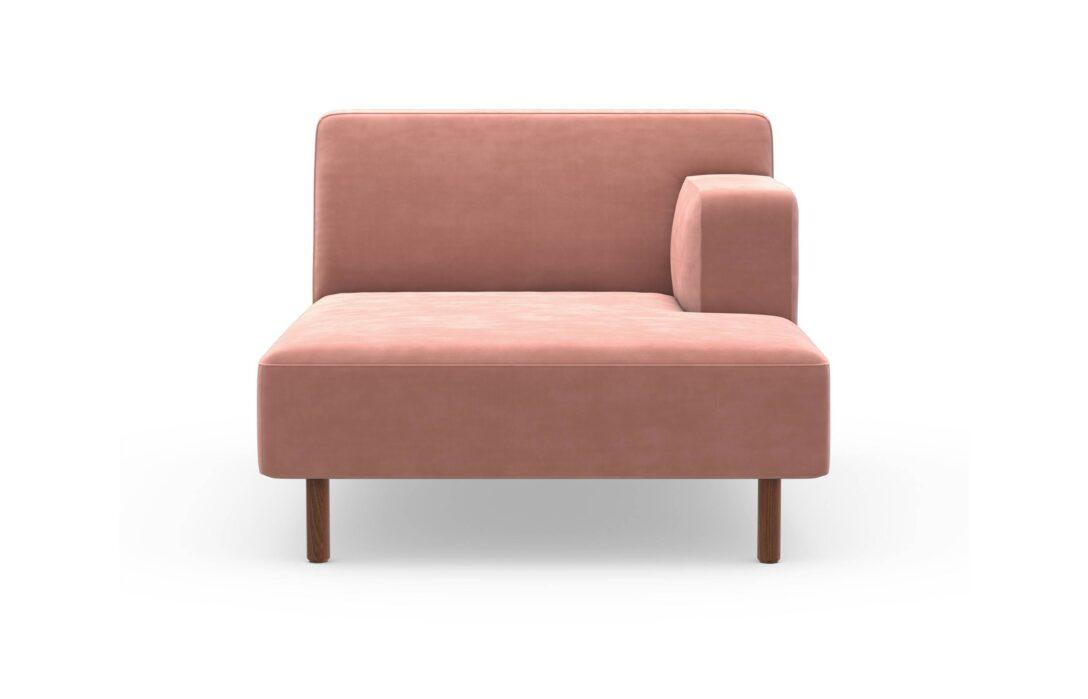 Large Size of Recamiere Samt Sofa Mit Wohnzimmer Recamiere Samt