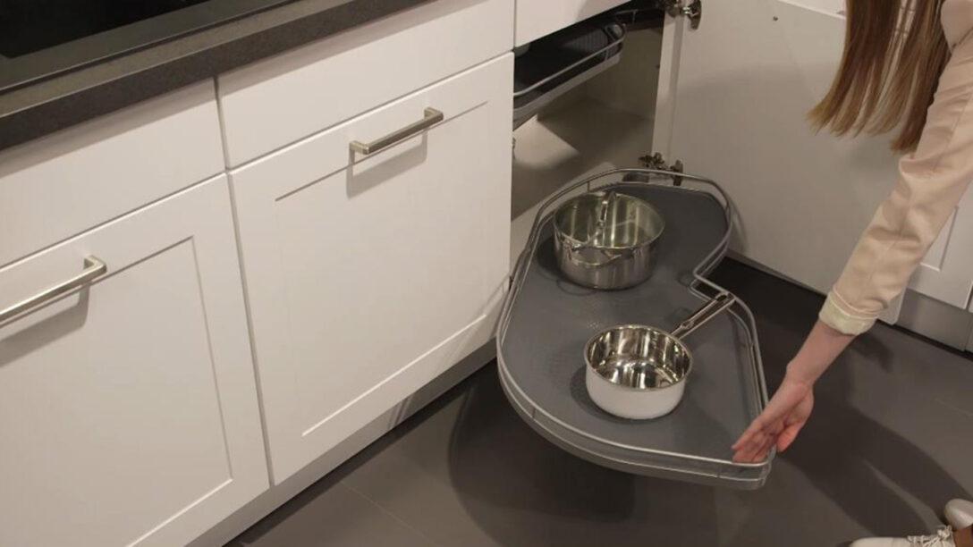 Large Size of Unser Stauraumwunder Nobilia Kchen Apothekerschrank Küche Wohnzimmer Apothekerschrank Halbhoch
