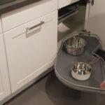 Unser Stauraumwunder Nobilia Kchen Apothekerschrank Küche Wohnzimmer Apothekerschrank Halbhoch
