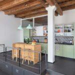 Küche Selber Planen Inselküche Müllsystem Einbauküche Günstig Gardinen Für Die Miniküche Mit Kühlschrank Wanddeko Kaufen Abfallbehälter Gewinnen Wohnzimmer Küche Mint