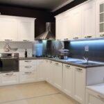 Modern Cream Coloured Kitchen Modulkche Kche Ikea Holz Küchen Regal Wohnzimmer Cocoon Küchen