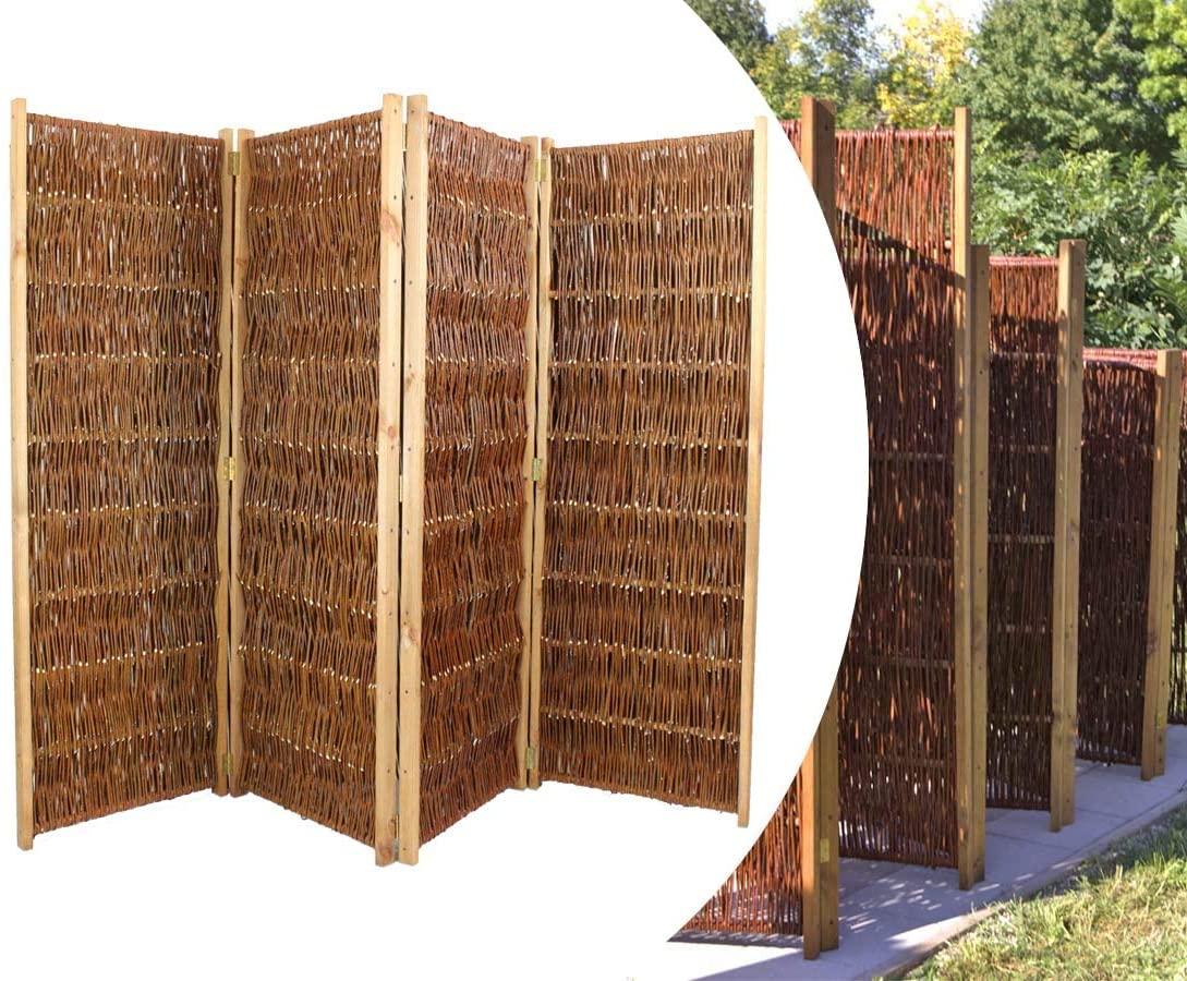 Full Size of Paravent Bambus Balkon Discountcom Trennwand Mobil Aus Weiden Bett Garten Wohnzimmer Paravent Bambus Balkon