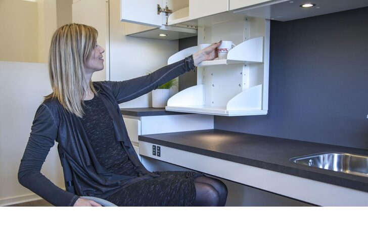 Medium Size of Behindertengerechte Kche Pro Ipso Barrierefreie Kchen Nolte Wasserhahn Für Küche Laminat Arbeitsplatten Tresen Kaufen Ikea Wandtattoos Miniküche Moderne Wohnzimmer Barrierefreie Küche Ikea