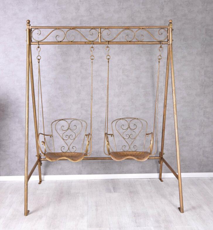Medium Size of Gartenschaukel Landhausstil Schaukel Hollywoodschaukel Regal Metall Weiß Bett Regale Wohnzimmer Gartenschaukel Metall