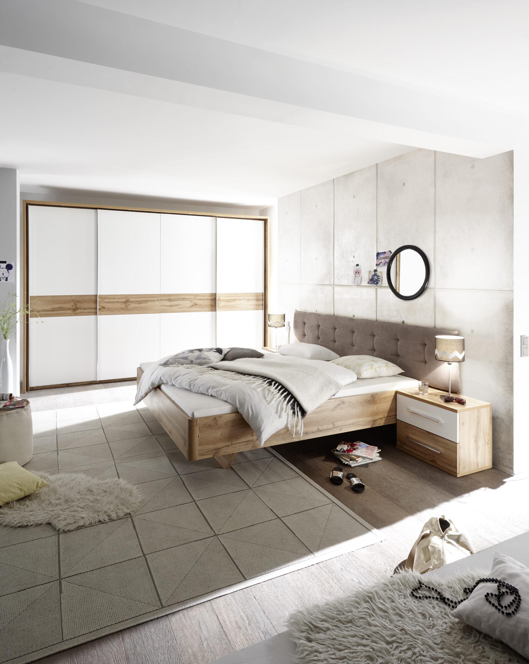 Full Size of Schlafzimmer Komplett Set 5 Tlg Bergamo Bett 180 Kleiderschrank Teppich Komplettangebote Kommode Günstig Mit Boxspringbett Lampen Schimmel Im Loddenkemper Wohnzimmer Schlafzimmer Komplett