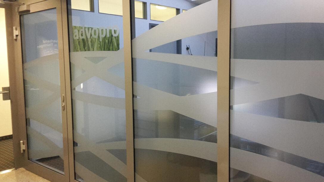 Large Size of Fensterfolie Blickdicht Von Auen Glasdekorfolie Fr Fenster Und Wohnzimmer Fensterfolie Blickdicht