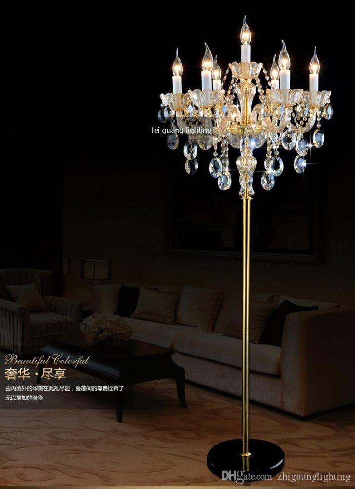 Medium Size of Kristall Stehlampe Europische Stehleuchte Wohnzimmer Stehlampen Schlafzimmer Wohnzimmer Kristall Stehlampe