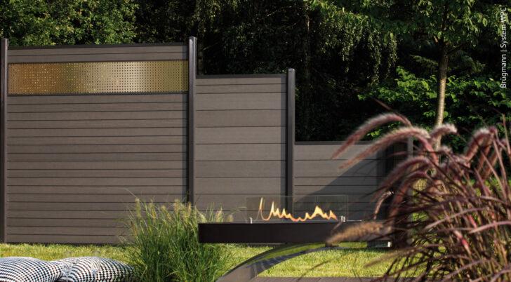 Medium Size of Garten Trennwände Wpc Zune Der Sichtschutz Ohne Pflegeaufwand Holz Roeren Gmbh Sonnenschutz Schallschutz Gewächshaus Wasserbrunnen Spielanlage Rattanmöbel Wohnzimmer Garten Trennwände