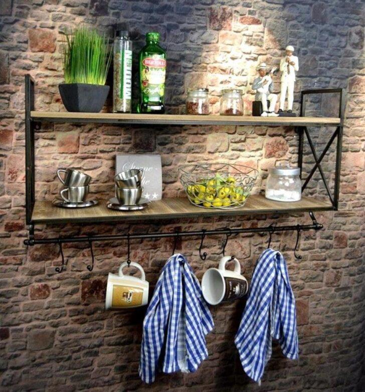 Medium Size of Wandboard Küche Wandregal Metall Holz Industrie Design Real Billig Lieferzeit Regal Sideboard Mit Arbeitsplatte Pendeltür Einbauküche E Geräten Wohnzimmer Wandboard Küche