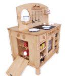 Spielzeugküche Holz Wohnzimmer Spielzeugküche Holz 4 Seitg Bespielbare Kche Spielzeug Peitz Küche Modern Massivholz Regal Alu Fenster Preise Betten Aus Holzbank Garten Bett Esstisch