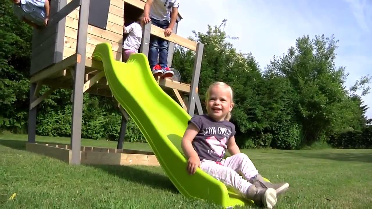 Full Size of Exit Toys Outdoorfun Youtube Bauhaus Fenster Kinderspielturm Garten Spielturm Wohnzimmer Spielturm Bauhaus