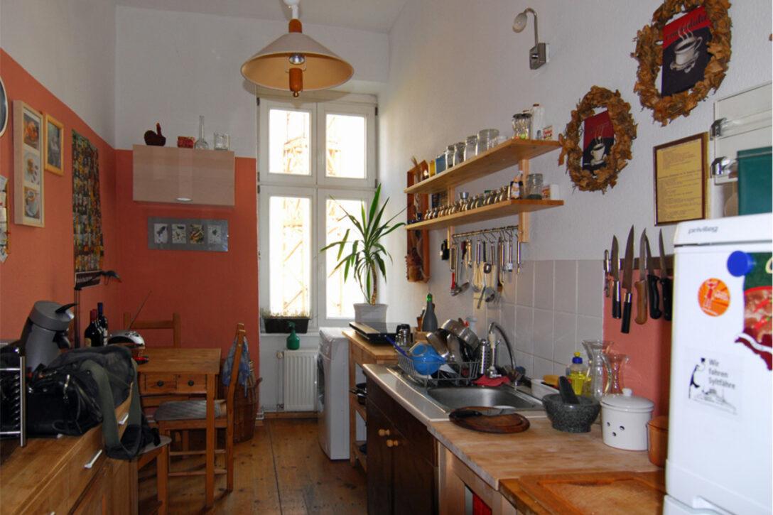 Large Size of Jugendstil Küche Frei Ab April 2011 Apartment In Schnem Altbau Mitten Eiche Billige Aufbewahrungssystem Sitzecke Wellmann Deckenleuchte Landhausküche Wohnzimmer Jugendstil Küche