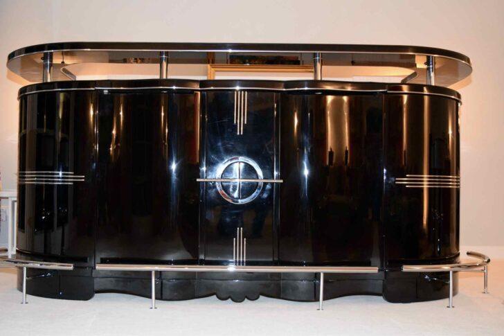 Medium Size of Art Deco Bar 6 Hockern Klavierlack B250xh125xt75 Cyk Küche Kaufen Tipps Esstisch Ausziehbar Massiv Gebrauchte Betten 140x200 Bad Barrierefrei Sofa Online Rund Wohnzimmer Bar Kaufen