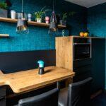 Kche Trkis Arbeitsplatte Teppich Landhaus Deckenleuchten Einbauküche Selber Bauen Weisse Landhausküche Moderne Küche Holz Weiß Inselküche Wohnzimmer Türkise Küche