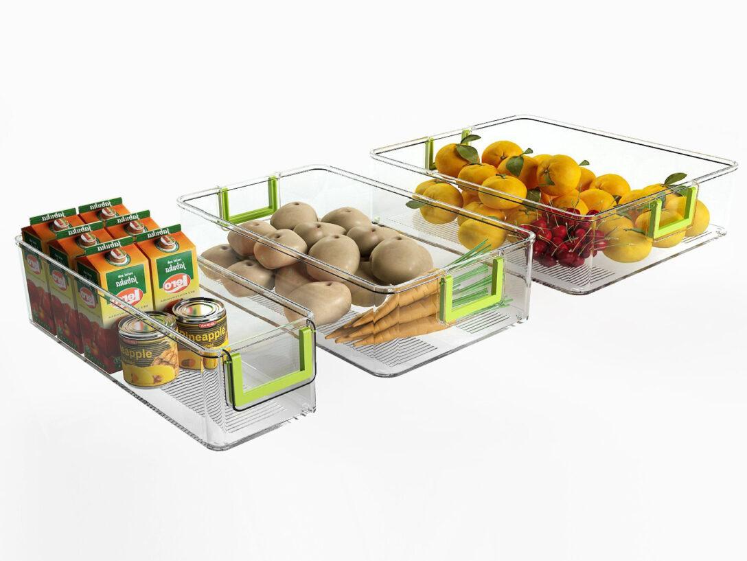 Large Size of Küchen Aufbewahrungsbehälter 3er Set Kchen Khlschrank Boaufbewahrungsbehlter Regal Küche Wohnzimmer Küchen Aufbewahrungsbehälter