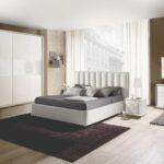 Ausgefallene Schlafzimmer Set Dama In Wei Modern Design 160x200 Cm Mit Wandtattoo Komplett Günstig Led Deckenleuchte Schimmel Im Deckenlampe Sitzbank Wohnzimmer Ausgefallene Schlafzimmer