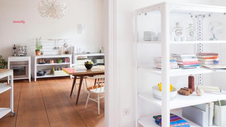 Medium Size of Modulkche Kompakt Wohnzimmer Modulküchen