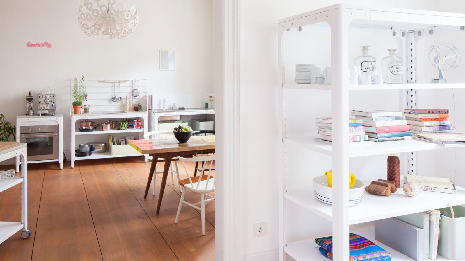 Full Size of Modulkche Kompakt Wohnzimmer Modulküchen
