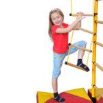Klettergerst Kinderzimmer Kidwood Rakete Junior Set Klettergerüst Garten Wohnzimmer Kidwood Klettergerüst