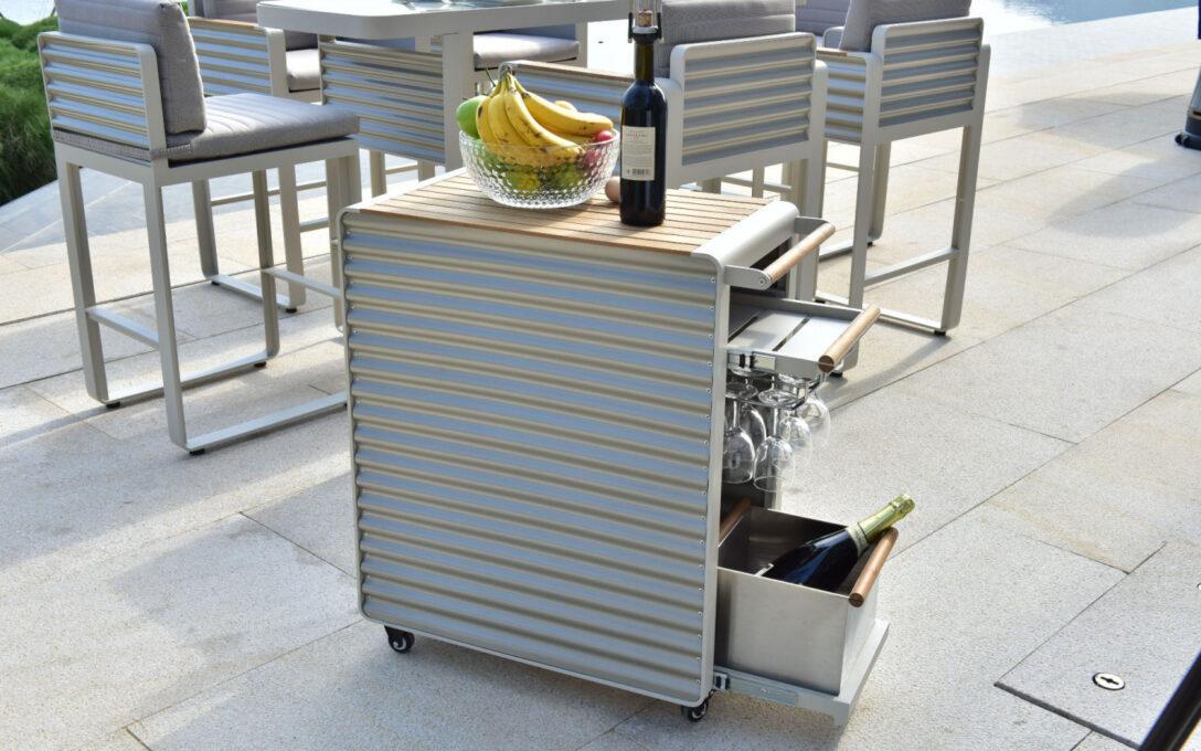 Large Size of Garten Servierwagen Holz Ikea Metall Grau Edelstahl Obi Klappbar Kunststoff Alu Baidani Airport Shop Loungemöbel Rattanmöbel Heizstrahler Fussballtor Wohnzimmer Garten Servierwagen