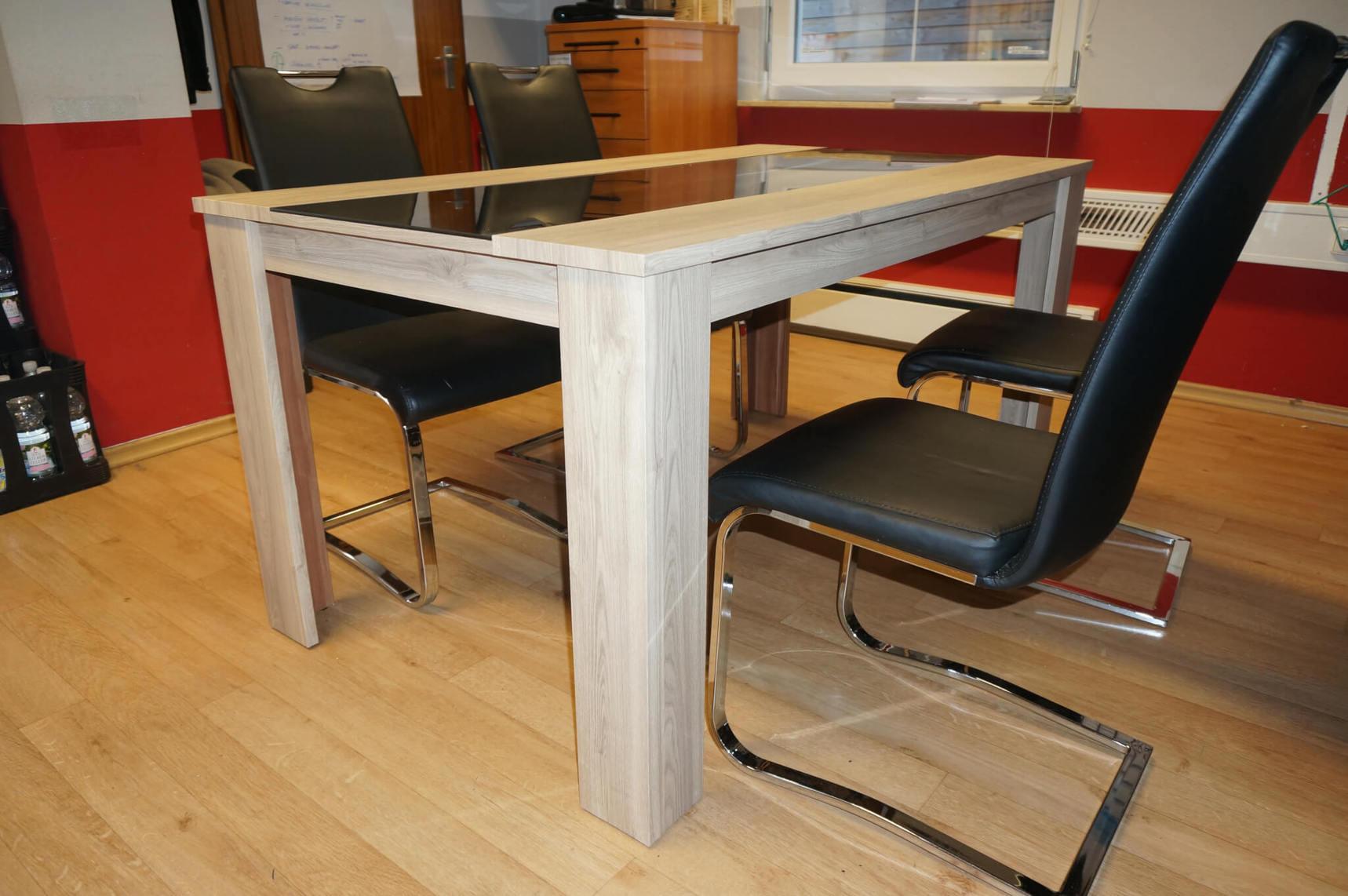 Full Size of Neues Fr Tische Und Tischplatten Bekleben Resimdo Sitzbank Küche Deckenleuchte Amerikanische Kaufen Doppelblock Altholz Esstisch Holzbank Garten Ebay Wohnzimmer Arbeitstisch Küche Holz