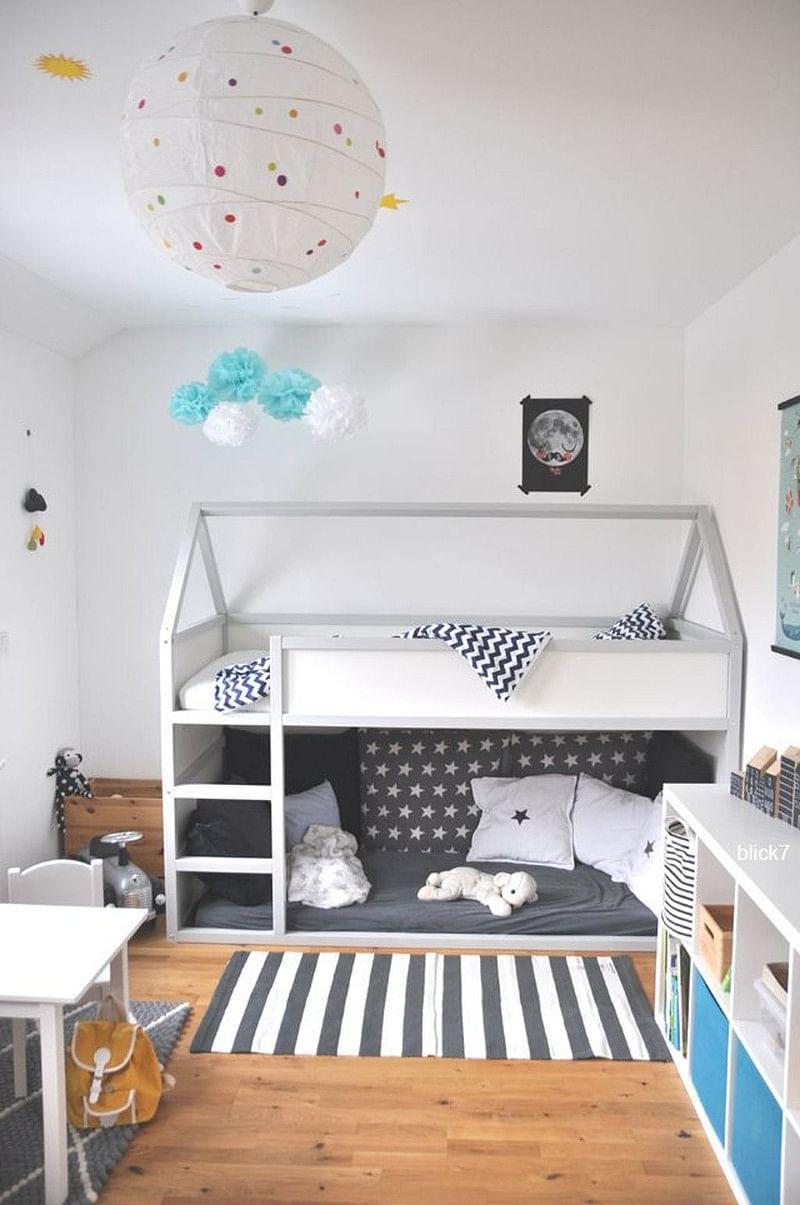 Full Size of Kura Hack Ikea Bunk Bed Storage Drawers Stairs House Montessori 25 Ideas Hacks In 2020 Houszed Wohnzimmer Kura Hack