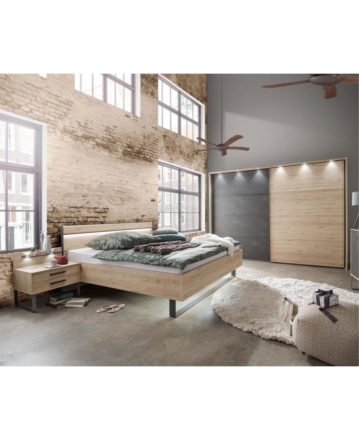 Full Size of Schlafzimmer Komplett 160x200 Bett Set Wiemann Brssel Schrank Nachttisch Luxus Zum Ausziehen 140x200 Mit Stauraum Lifetime Betten Hamburg überbau Günstige Wohnzimmer Schlafzimmer Komplett 160x200 Bett