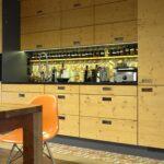 Jugendstil Küche Wohnzimmer Jugendstil Küche Bildbeispiel Bodenfliesen Und Wandfliesen In Einer Klapptisch Möbelgriffe Nobilia Müllschrank Segmüller Armatur Tapeten Für Die Türkis