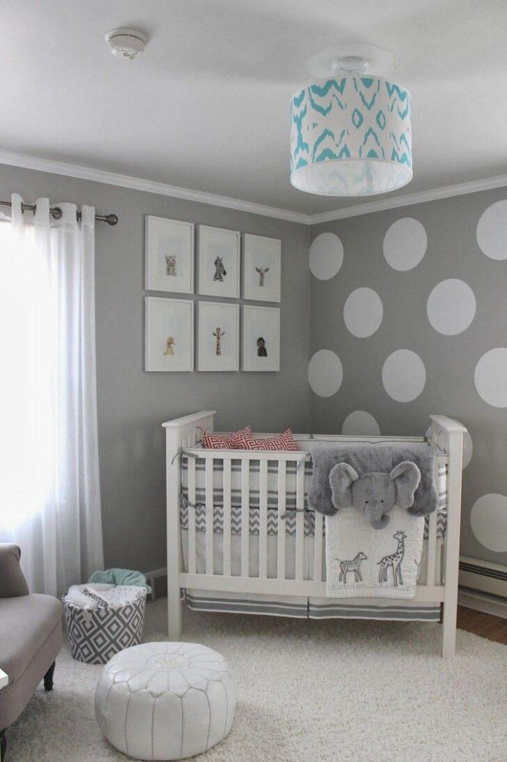 Medium Size of Wandgestaltung Kinderzimmer Jungen Babyzimmer In Grau Und Wei Gestalten Geschlechtsneutral Regal Weiß Regale Sofa Wohnzimmer Wandgestaltung Kinderzimmer Jungen